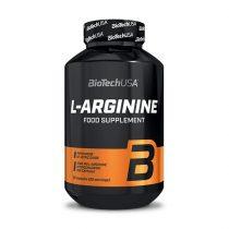 Biotech L-Arginine 90 kapszula l-Arginine aminosav táplálék-kiegészítő