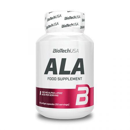 Biotech ALA 50 kapszula szépségvitamin