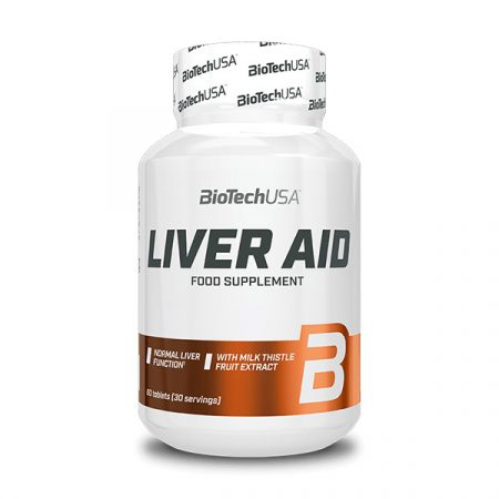 Biotech Liver Aid 60 kapszula