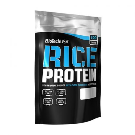 Biotech Rice Protein 500g növényi fehérje