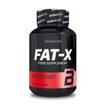 Biotech Fat-X 60 tabletta táplálék-kiegészítő diétázóknak