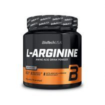 Biotech L-Arginine Powder 300g l-Arginine aminosav táplálék-kiegészítő
