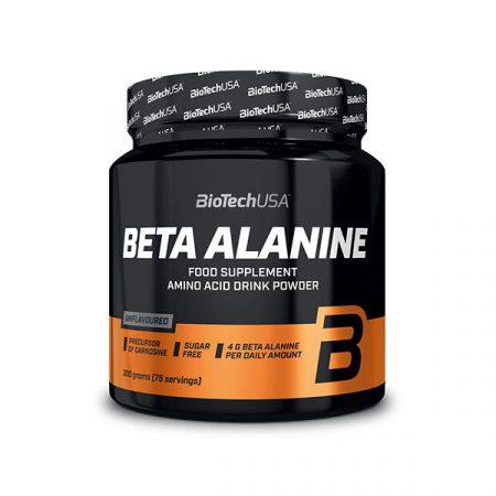Biotech Beta Alanine 300g Beta Alanine termék