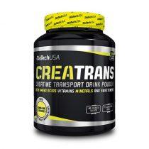 Biotech CreaTrans 1000g ízesített kreatin