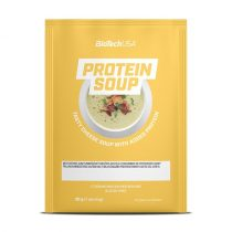 Biotech Proteingusto Cheese soup 30g fehérje leves