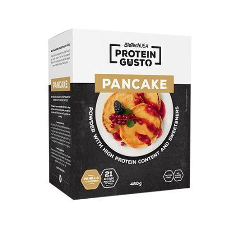 Biotech Proteingusto Pancake 480g fehérje desszert