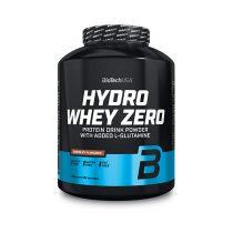 Biotech Hydro Whey Zero 1816g tejsavó fehérjét tartalmazó fehérjepor