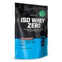 Biotech Iso Whey Zero 500g tejsavó fehérjét tartalmazó fehérjepor