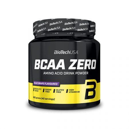 Biotech BCAA ZERO aminosav 360g BCAA aminosav táplálék-kiegészítő