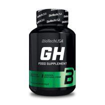 Biotech GH Hormone Regulator 120 kapszula tesztoszteron és hormonszint optimalizáló