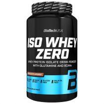 Biotech Iso Whey Zero 908g tejsavó fehérjét tartalmazó fehérjepor