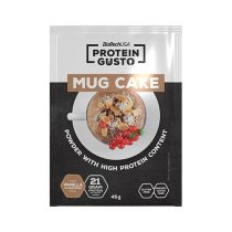 Biotech Proteingusto Mug Cake 45g fehérje desszert egy darab