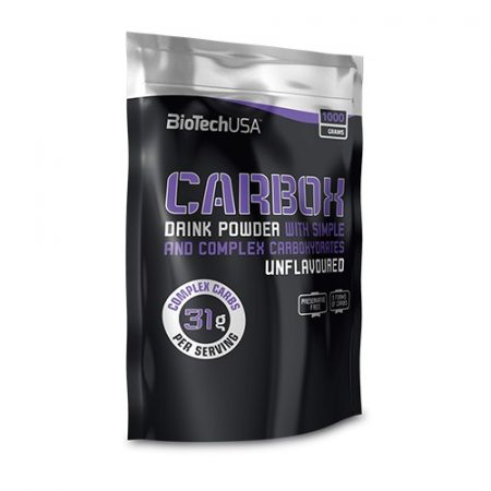 Biotech Carbox 1000g ízesítetlen termék tömegnöveléshez