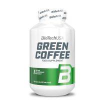 Biotech Green Coffe 120 kapszula zöld kávé kivonatot tartalmazó táplálék-kiegészítő