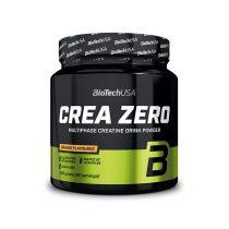 Biotech Crea Zero 320g ízesített kreatin