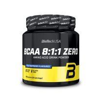 Biotech BCAA 8:1:1 ZERO 250g BCAA aminosav táplálék-kiegészítő