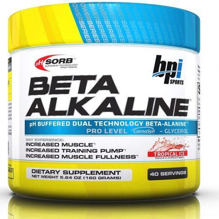 BPI Power Series Beta Alkaline 160 g aminosav készítmény