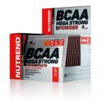Nutrend BCAA Mega Strong 1karton aminosav táplálékkiegészítő