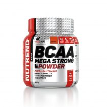 Nutrend BCAA Mega Strong Powder - 300 g aminosav táplálékkiegészítő