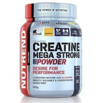 Nutrend Creatine Mega Strong Powder - 500 g ízesített kreatin táplálékkiegészítő