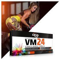 DNA VM24 60 kapszula ásványi anyagokat tartalmazó táplálékkiegészítő