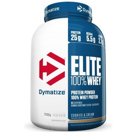 Dymatize Elite Whey New - 2100g kombinált fehérje