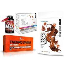 Fittprotein Extreme fehérje diétás csomag termogenikus zsrégetővel