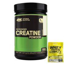 ON Creatine Powder 317g kreatin monohidrát por