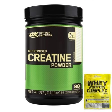 ON Creatine Powder 317g kreatin monohidrát por