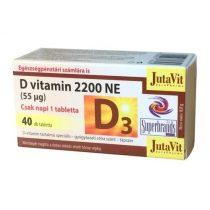 Jutavit D-vitamin 2200NE 40 tabletta