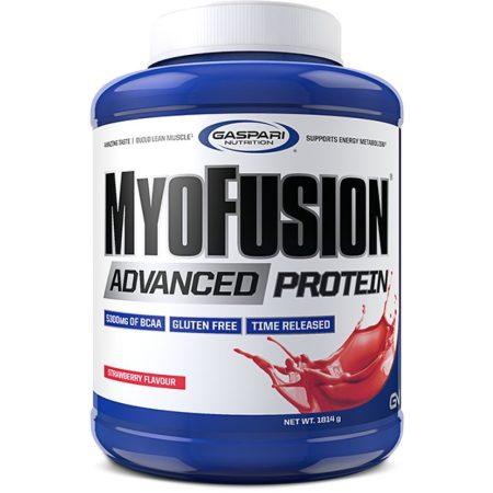 Gaspari Myofusion Advanced  prémium minőségű fehérje