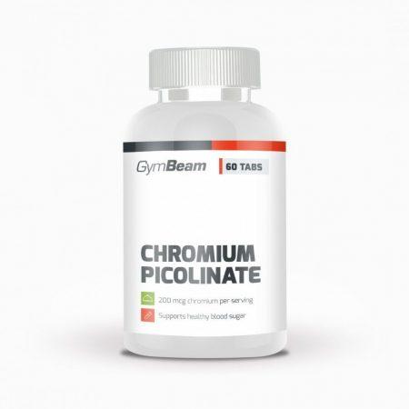 GymBeam Chromium Picolinate 120 tabletta