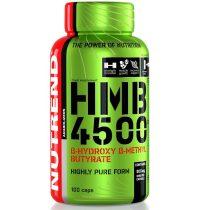 Nutrend HMB 4500 - 100 kapszula teljesítményfokozó sportolóknak, testépítőknek