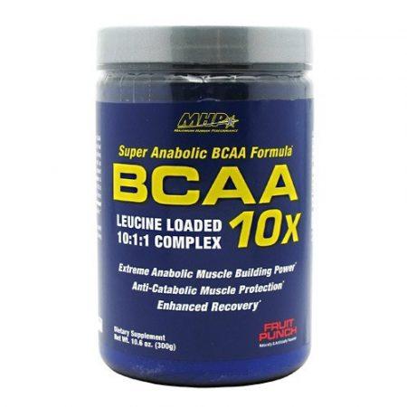 MHP BCAA Energy 10x - 300 g aminosav táplálékkiegészítő
