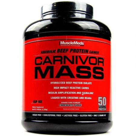 Musclemeds Carnivor Mass - 2534 g tömegnövelő