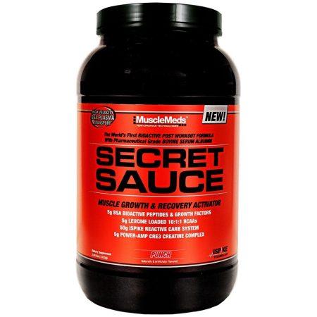 MuscleMeds Secret Sauce - 1420 g aminosav táplálékkiegészítő
