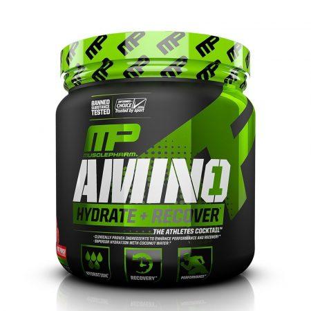 MusclePharm Amino 1 Sport - 432 g komplex aminosav készítmény