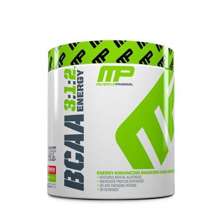 Musclepharm BCAA Energy - 215g aminosav táplálékkiegészítő