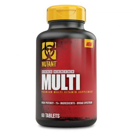 Mutant Multi - 60 tabletta több féle vitamint tartalmazó termék