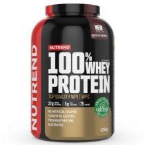 Nutrend 100% Whey Protein - 2250g kombinált fehérje