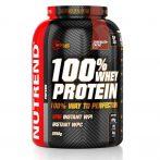 Nutrend 100% Whey Protein - 900 g kombinált fehérje
