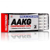 Nutrend AAKG Compressed Caps - 120 kapszula aminosav készítmény