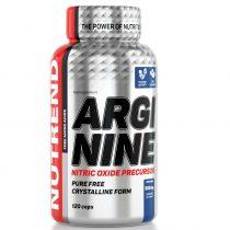 Nutrend Arginine 120 kapszula aminosav készítmény