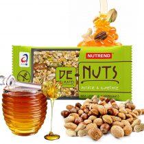 Nutrend De Nuts Magvas Energiaszelet 1karton energia vagy fehérjeszelet