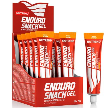 Nutrend Endurosnack tubus 1karton állóképességi sportokat űzőknek készült energizáló