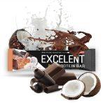 Nutrend Excelent Protein bar - 85g energia vagy fehérjeszelet