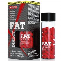 Nutrend Fat Direct 60 kapszula fogyasztószer
