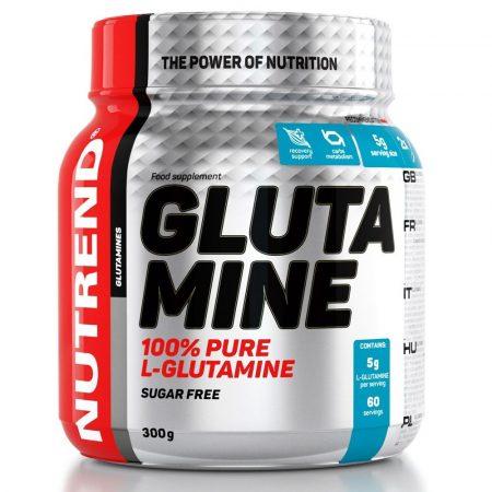 Nutrend Glutamine 300 g aminosav készítmény