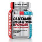 Nutrend Glutamine Mega Strong Powder - 500 g aminosav készítmény
