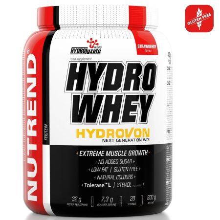 Nutrend Hydro Whey - 800g tejsavó fehérje